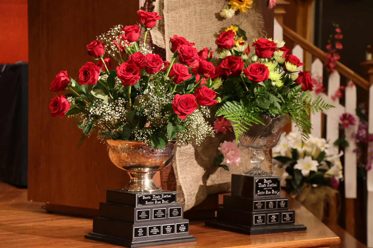 barrie music festival rose bowl awards