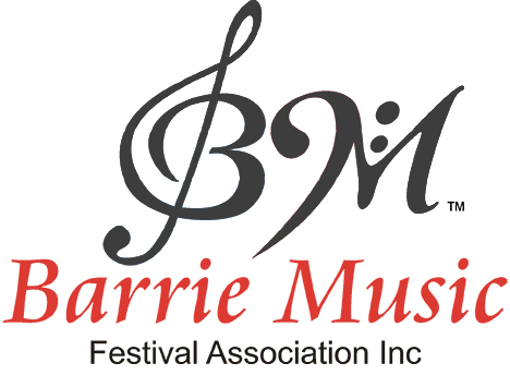 Image result for barrie music festival